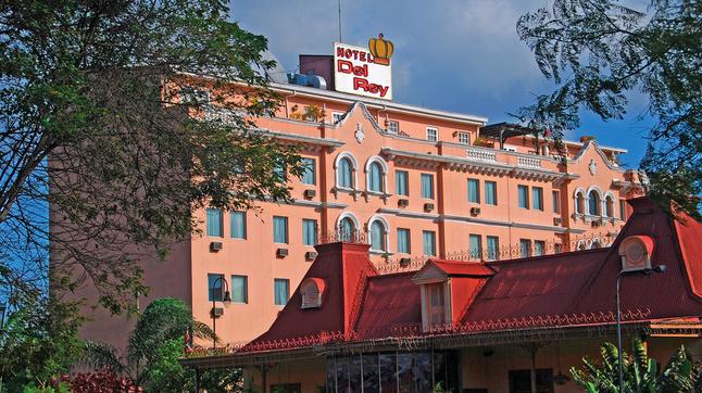 The Hotel Del Rey in San jose